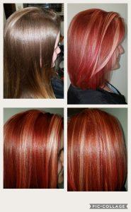 Salon 1901 - Hair Dye & Highlights