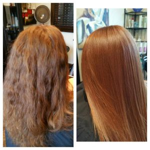 Salon 1901 - Hair Straightening