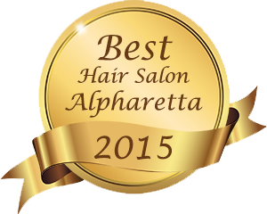 alpharetta hair salon award 2015
