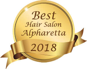alpharetta hair salon award 2018